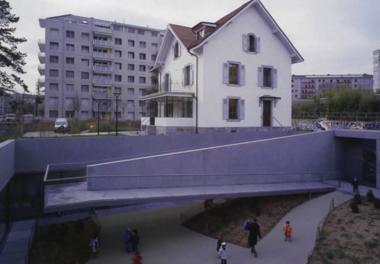 Espace de vie enfantine (St-Jean)