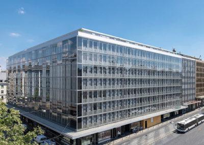 Rive-Centre à Genève